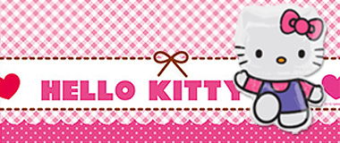 Hello Kitty Partydeko