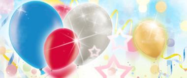 Metallic-Ballons Latex