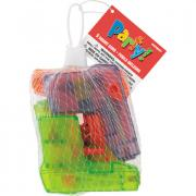 5 Party-Favours Spritzpistole