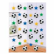 Stringdeko Fussball