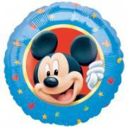 Folienballon Mickey Portrait ø45cm