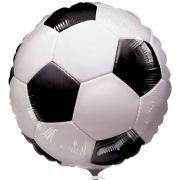 Folienballon Fussball ø45cm