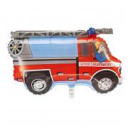 Folienballon Feuerwehr 45x70cm MET