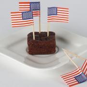 50 Picker USA-Flagge