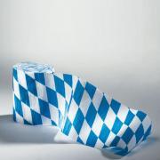 3 Kreppbänder Bayern á 10m