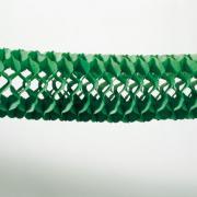 Papiergirlande Grün 4m