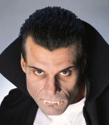 Zähne Gebiss Vampir