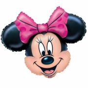 Folienballon Minnie Mouse (71x58cm)