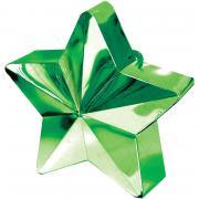 Ballongewicht Stern Grün 170g