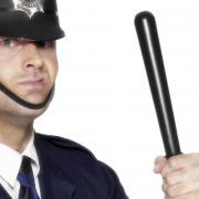 Spielzeugwaffe Polizei Schlagstock Knüppel