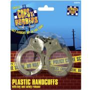 Handschellen Metalloptik