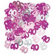 Konfetti Glitz 14g #40 Pink