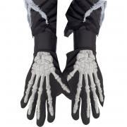 Handschuhe Skelettknochen