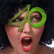 Party-Brille 40 grün