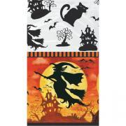 PVC-Tischdecke Spooky Hollow 137x213cm