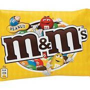 M&M's Erdnuss 45g