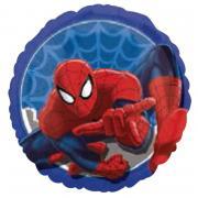 Folienballon Spiderman ø45cm