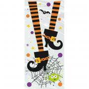 20 Geschenktüten Spooky Boots