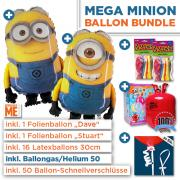 Minions Helium-/Ballon-Set