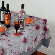 Tischdecke blutiges Gemetzel 150x210cm