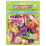 36 kleine Spielzeuge für Piñatas