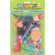 64 kleine Spielzeuge für Pinatas