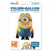 Folienballon Minions Stuart 65x40cm verpackt