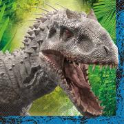 16 Servietten Jurassic World 33cm