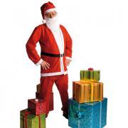 Kostüm-Set Nikolaus / Weihnachtsmann