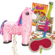 Pinata-Set Einhorn Supersüss