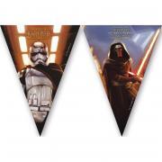 Wimpelkette Star Wars VII 230cm