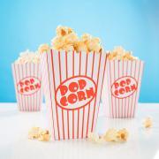 24 Popcorn-Boxen Retro Classic Medium