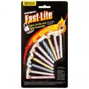 10 Kerzen Fast-Light