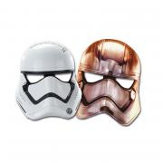 6 Masken Star Wars VII