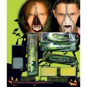 MakeUp-Kit Horror-Reissverschluss