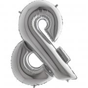 Riesenbuchstabe & Silber 100cm