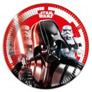 8 Pappteller Star Wars 8Stk./20cm