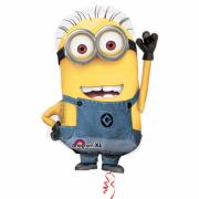 ABC Supershape Minion Dave Hands up  40x63cm