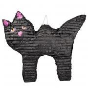 Piñata Schwarze Katze