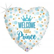 ABC18 Welcome little Prince Herz holo