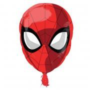 Folienballon Spiderman Kopf ø45cm