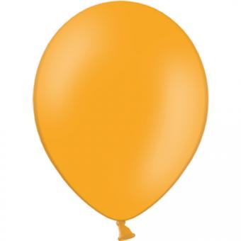 100 Latexballons ø30cm Orange Pastell