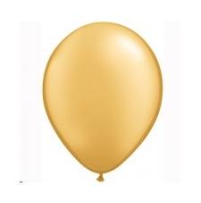 50 Latexballons ø30cm gold metallic