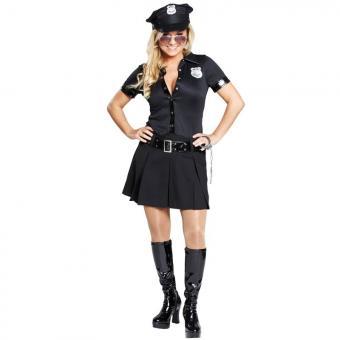 Kostüm Polizistin USA 42