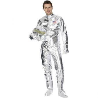 Kostüm Astronaut Silverstar M