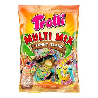 Trolli Multi Mix Schmatzinsel 500g