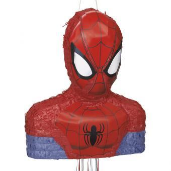 Pinata Spider-Man mit Ziehbändchen