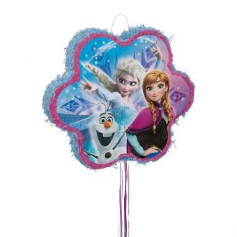 Disney's Eiskönigin Piñata mit Ziehbändchen
